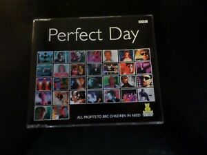 CD SINGLE - BBC VARIOUS ARTISTS - PERFECT DAY - DAVID BOWIE / ELTON JOHN