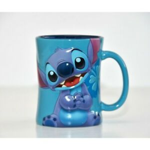 Disney Stitch Character Portrait mug, Disneyland Paris   N:2431