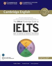 The Official Cambridge Guide to IELTS Student's Book with Answers with DVD-ROM by Vanessa Jakeman, Amanda French, Pauline Cullen,