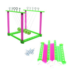 Diy Hands-on Newton's Cradle Ball Educational Science Experiment Lab Supply