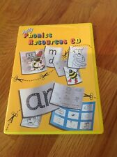 Jolly Phonics Resources CD plus Jolly Songs CD