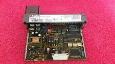 allen bradley slc 500 1746-nio4i analog combination i/o module 40846-051 tested