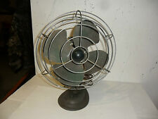 """Vintage Montgomery Ward 11""""  Electric Fan Model 94 (Working)."""