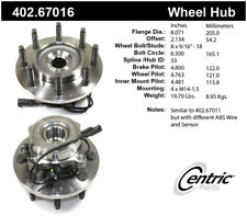 Axle Wheel Bearing And Hub Assembly Centric 402.67016 fits 06-08 Dodge Ram 3500