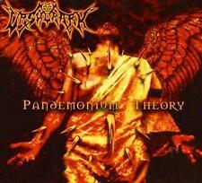 URSHURARK - Pandemonium Theory (CD 2004) *NEW* USA Digipak Black/Death Metal