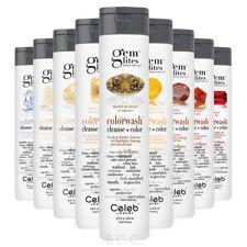 Celeb Luxury Gem Lites Colorwash Cleanse, 8.25 fl. oz., Fire Opal Copper Shampoo