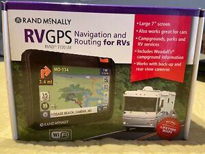Rand Mcnally RVND 7720 LM RV GPS