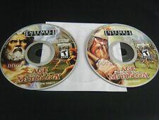 Age of Mythology (PC, 2002) - Discs Only!!!