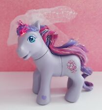MY LITTLE PONY MON PETIT PONEY MLP HASBRO G3 2005 GRACEFUL GLIMMER