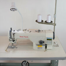 NEW-TECH GC-9000C Direct Drive High Speed Single Needle Lock stitch Machine,