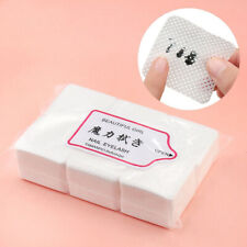 540Pcs Nails Art  Lint-Free Nail Polish Remover Cotton Wipes Cleaner Paper Pad
