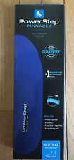 Powerstep Orthotics Foot Insoles Full Length Arch Support Pinnacle-FREE SHIPPING