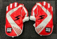 SS TON Professional Junior (Youth/Boy) Wicket Keeping Gloves + Free Inner & ship