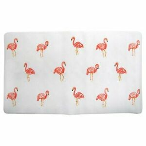 New Flamingo Bath Mat