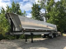 EVERLITE ALUMATECH SUMMITT TRAIL SEMI DUMP TRAILER ~ 68,000# ~ 38'~ ALUMINUM
