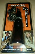 Knight & Hale KH870 Mountain Mistress Cow / Elk Game Call Hunting