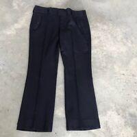 Ralph Lauren Blue Label Wool Womens Trouser Dress Pants G Size 14
