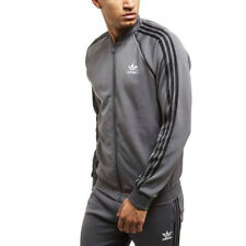 ADIDAS ORIGINALS SST SUPERSTAR TRAININGSJACKE TRACK TOP JACKET FIREBIRD GREY L