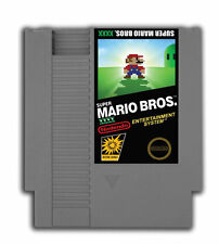 Super Mario Bros XXXX  - Nintendo NES Game Rpg
