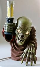 Vintage 1996 Tales from the Crypt, Crypt Keeper Lamp Light Horror Trendmasters