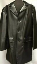 SDL Steampunk Gothic Leatherette Jacket By Raven SDL L