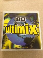 Ultimix 80 CD,Melanie C,Rockell,Mary J. Blige Rock mix