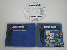 VARIOUS/JAMES BOND - 13 ORIGINAL THEMES(LIBERTY CDP 746079 2) CD ALBUM