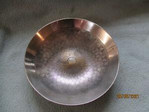 WMF ( WÜRTTEMBERGISCHE METALLWARENFABRIK )  Silver Plate Bowl 1930-1935