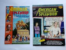 Two American Splendor Comics: Issue #10 and Special: A Step Out of the Nest