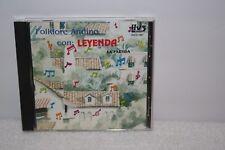 Folklore Andino con: Leyenda La Partida CD Metal
