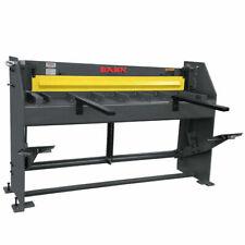 Kaka Industrial Q01 5216b Manual Foot Stomp Metal Sheet Shearing Machine