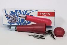 Speedball Cutter Set with 5 Blades