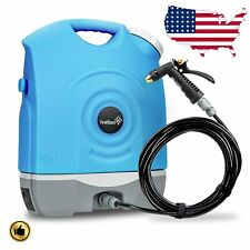 Portable Spray Washer Car Wash Accessories Multipurpose With Water Tank Cleaning
