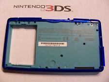 Nintendo 3DS  Housing Bottom inside Dark Blue Shell Repair Part  sd slot cover