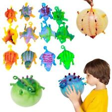 Dinosaur Blow Up Inflatable Balloon Ball Funny Bouncing Toy Stress Sensory