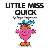 Little Miss Quick by Roger Hargreaves (Paperback, 1990)