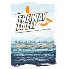 The Way To Fly - DVD - A Comprehensive Beginners Guide to Kiteboarding