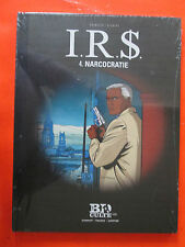BD / I.R.S N°4 NARCOCRATIE / BD CULTE COLLECTION / B15E3