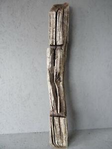 Treibholz Unikate Schwemmholz  Balken dekoration Regalbau DIY ALT brett 96cm