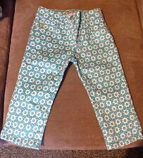 Mini Boden Cotton Blend Trousers (2-16 Years) for Girls