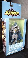 "Batman Hush Wave 3 STEALTH JUMPER BATMAN 7"" Action Figure DC Direct New! Rare!"