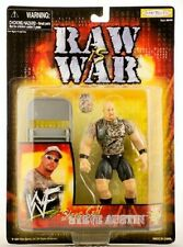 Stone Cold Steve Austin Raw is War WWF action figure NIB NIP WWE Jakks Pacific