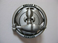 French Foreign Legion Qualification Badge - 81mm Mortar Pointer