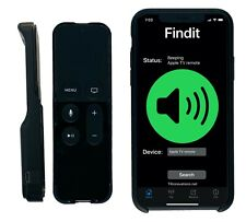 Apple TV Remote Case - Find Your Lost 4K Siri Remote w/ Free iPhone app FINDIT