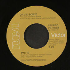 DAVID BOWIE: Tvc 15 / We Are The Dead 45 Rock & Pop