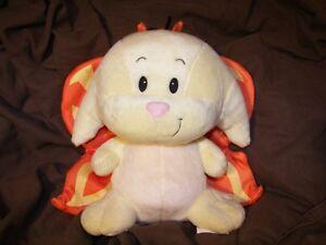 Talking Yellow KACHEEK Neopet Plush  2003 Thinkway Toy