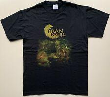 BRAN BARR T-Shirt Adorned Brood Black Messiah Pagan Folk Metal Gr.M ***NEU***