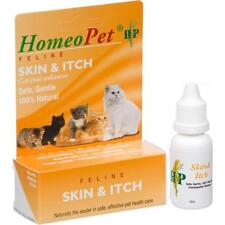 HomeoPet, Feline Skin & Itch, 15 ml