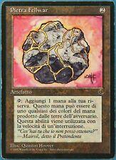 Fellwar Stone The Dark (ITALIAN) HEAVILY PLD Uncommon CARD (190527) ABUGames