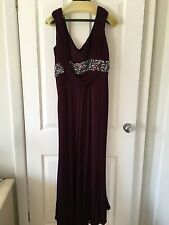 Veni Infantino for ronalo joyce evening gown size 14